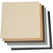 Expressions Vinyl - Neutral Pack 30cm x 30cm - Indoor/Removable Adhesive Vinyl