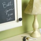 Instant Peel and Stick Self Adhesive Blackboard Chalkboard 46cm X 6ft