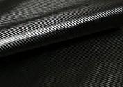 Peel & Stick 3D Carbon Fibre Fabric - Not vinyl [Black