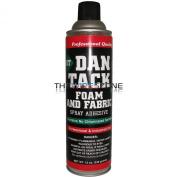 Dan Tack 2012 Professional Quality Foam & Fabric Spray Adhesive Can 350ml