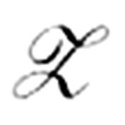 J. Herbin Alphabet Brass Seal Z