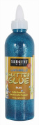 Sargent Art 22-1950 240ml Glitter Glue, Blue