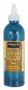 Sargent Art 22-1950 240ml Glitter Glue, Blue