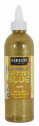 Sargent Art 22-1981 240ml Glitter Glue, Gold