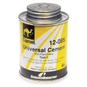 Camel Tyre 12085 Universal Cement 1/4 Pt.