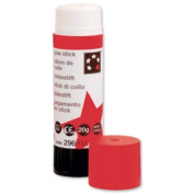 5 Star Glue Stick Solid Washable Non-toxic Medium 20g