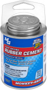 Bell 22-5-08062-M Monkey Grip Rubber Cement - 1/2 Pint