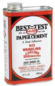 Best-Test Paper Cement pint