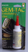 Beacon Adhesives Gem Tac Permanent Adhesive, 60ml