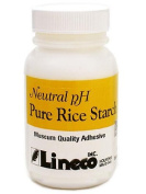 Lineco Pure Rice Starch Adhesive 60ml bottle