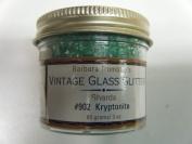 Art Institute Vintage Glass Glitter Shards Krytonite