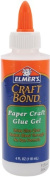 Elmers Craft Bond Paper Craft Glue Gel-120mls