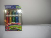 Art Skills Jumbo Glitter Glue 5 tubes in a pack