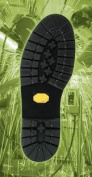 Vibram # 108 Women's Voyageur Sole Replacement - Shoe Repair - 1 Pair