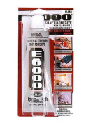 Eclectic Products E-6000 Industrial Strength Craft Adhesive 60ml tube [PACK OF 4 ]