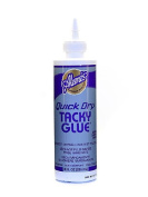 Aleene's Quick Dry Tacky Glue 240ml [PACK OF 6 ]