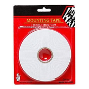 .75in X 5.5yd X 2mm Double-stick Foam Mounting Tape