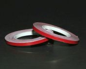 Graphic Chart Tape, Matte, Red, 1/ 20cm x 820cm
