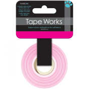 Tape Works Tape, Solid Colour Magenta