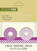 K & Company Studio 112 Paper Tape for Scrapbooking