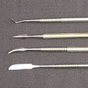 4 Piece Carver Set by Alumilite Corporation
