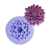 Flower Silicone Resin Clay Moulds Handmade Resin Mould Polymer Clay Mould