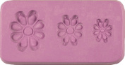 "FlexiMold Silicon Mould, ""Daisies with Extended Petals"" Mould"