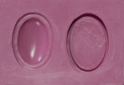 "FlexiMold Silicon Mould, ""Locket"" Mould"
