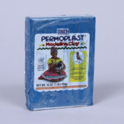 Modelling Clay, Blue, 1 lb