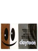 Van Aken Plastalina Modelling Clay neutral tones 1 lb. set of 4 white, ivory, grey, black [PACK OF 4 ]