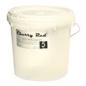 CHERRY RED TR-CHER-5 CHERRY RED INSTANT CASE HARDENING COMPOUND 5 LB.