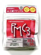 Mitsubishi PMC3 Precious Metal Clay Silver 55.5 grammes