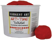 Sargent Art 85-3320 3-Pound Art-Time Dough, Red