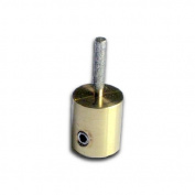 KENT 0.3cm Diameter Standard Diamond Grinder COPPER Bit Fits Most Grinders