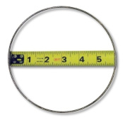 KENT 13cm - 1.9cm Taurus 3.0 and II.2 Ring Saw Replacement Diamond Coated Blade Grit 170