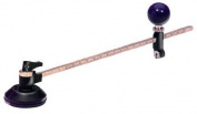 CRL 6.4cm - 120cm Precision Circle Glass Cutter with 6 Steel Wheels
