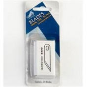 Logan Graphic Products, Inc. Mat Cutter Blades pack of 20 no. 1258