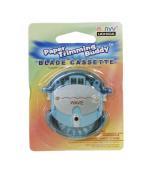 Uchida RPT900-02 Paper Trimming Buddy Rotary Blade, Wave