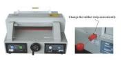 Gowe® Desktop Electric Paper Cutter, Electric Paper Cutting Machine
