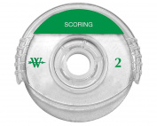 Westcott Titanium Bonded Rotary Trimmer Replacement Blade, Scoring, 45 mm