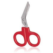 Kit scissors, 10cm angled blades, 1 ea.