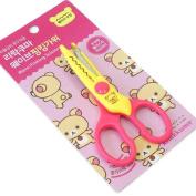 Licenced San-x Rilakkuma Wave Pinking Scissors [Pink]