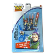 Toy Story Art & Craft Set 7pc on Raised Blister