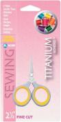 Westcott Sewing Titanium Bonded Fine Cut Scissors, 6.4cm