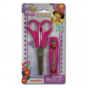 Dora The Explorer Kids Scissors W / Sleeve on Blister Card Assorted Colour