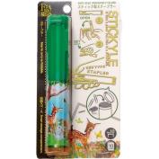 Sun-Star Stickyle Pen-Style Stapler - Mori