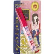 Sun-Star Stickyle Pen-Style Scissors - Kutsu