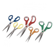 """ABC Products"" - 5-Pc Scissors Set ~ Scissors For Every Job - Stainless Steel Blades (Set Includes"