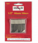 Minute Mitre 1.3cm -4/Pkg