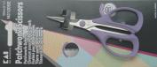 Kai 3120 12cm Serrated Blade Patchwork Scissor